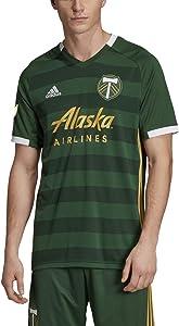 adidas Portland Timbers Home Jersey - Men's Soccer
