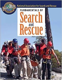 amazon fundamentals of search and rescue donald c cooper