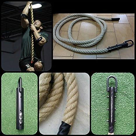 Cuerda CAÑAMO TREPA 30MM CLAMP