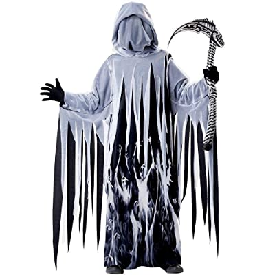 Soul Taker Costume for Boys: Clothing