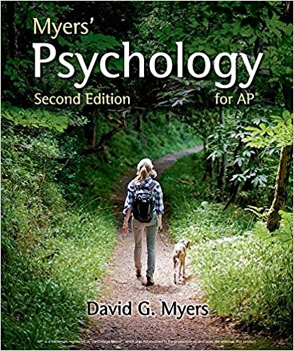 Amazon myers psychology for ap 9781464113079 david g myers psychology for ap second edition fandeluxe Images