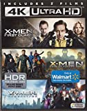 X-Men: First Class / X-Men: Days of Future Past / X-Men: Apocalypse (4K UltraHD + Blu-ray + Digital HD)
