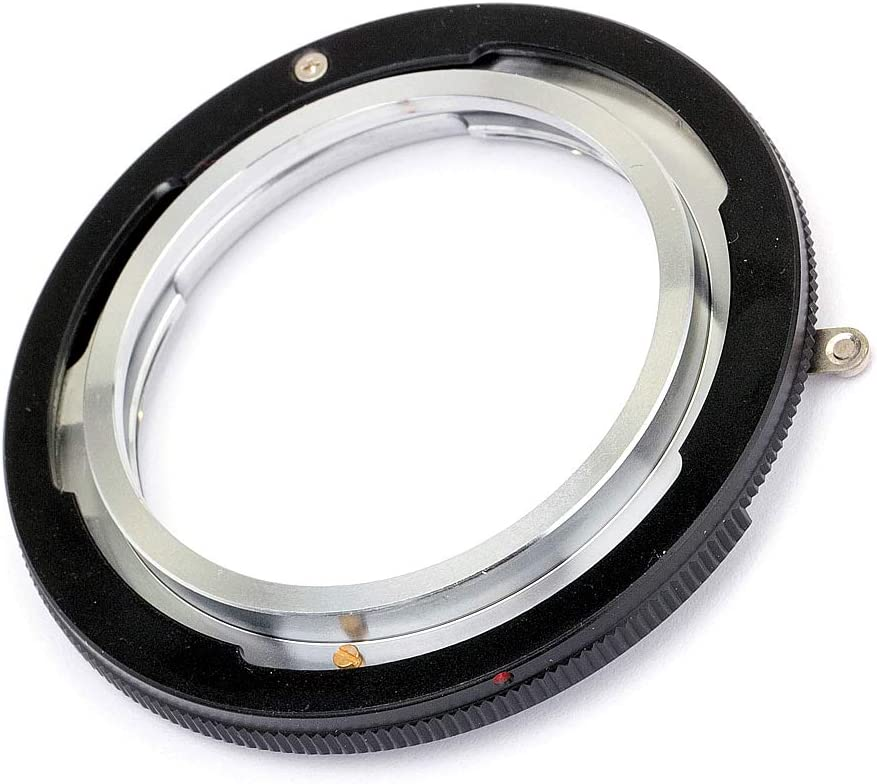 Pixco Pro Focus to Infinity Lens Adapter for Nikon AI F Mount Lens to Canon FD Mount Adapter AE-1 AE1 Program A-1 F-1 T50 T70 T90