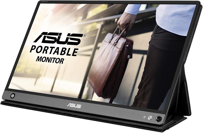 Asus Zenscreen Mb16ahp 39 62 Cm Monitor Schwarz Computer Zubehör