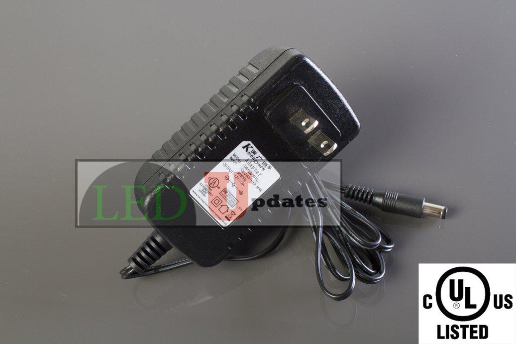 LEDupdates 24 inches Under Cabinet LED light for work shop & closet with UL Power adapter by LEDUPDATES (Image #9)
