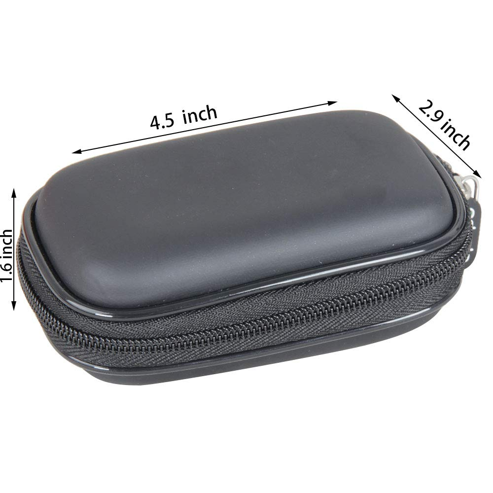 Adada Travel Hard Carrying Case for SanDisk 500GB 2TB Portable Extreme SSD 1TB 250GB