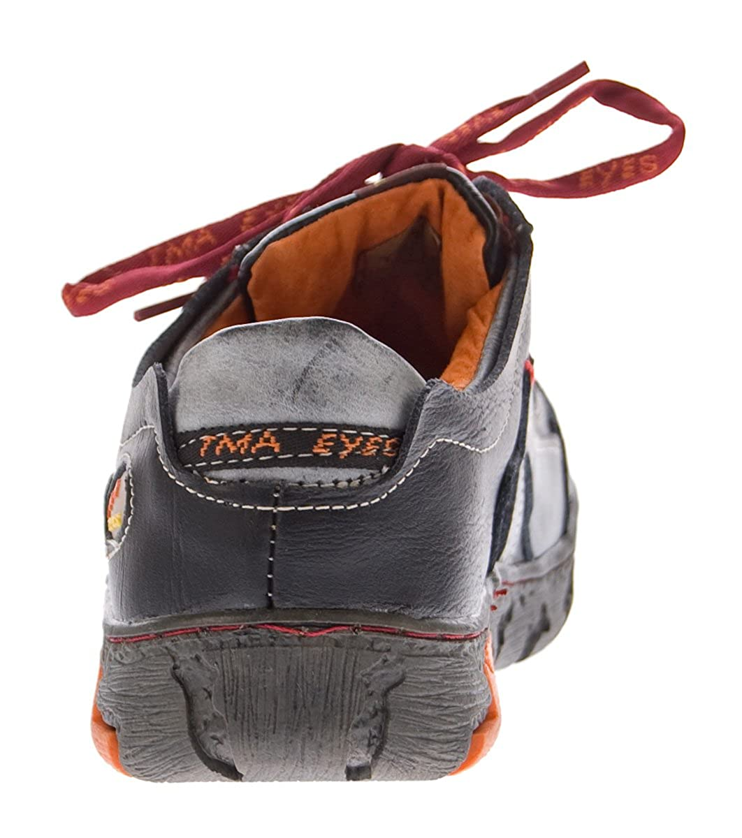 Comfort Damen Grün Sneakers Leder Schuhe Schwarz Grün Damen Weiß Gelb Turnschuhe Schnürer Halbschuhe Schwarz 2a12fa