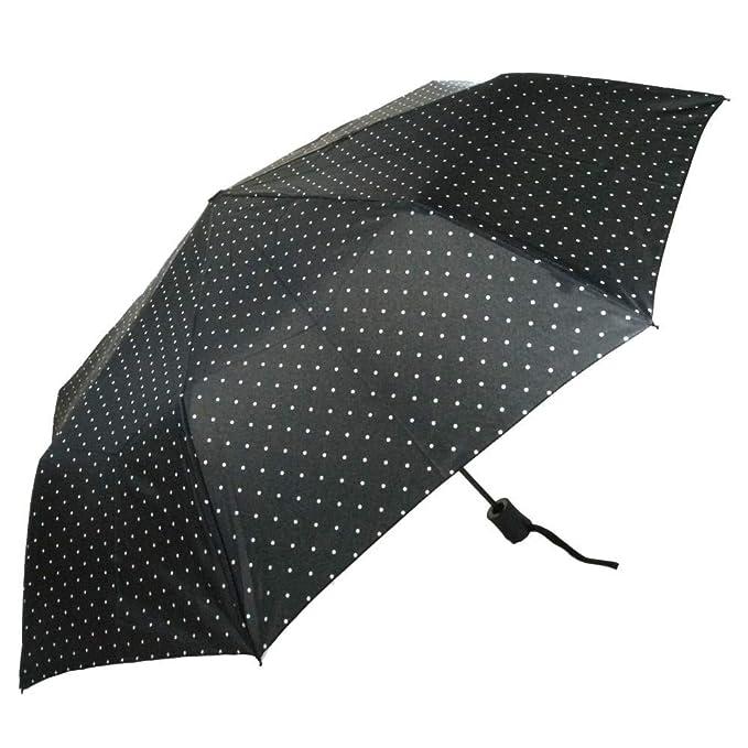 Flash Mini Black Schwarz 72062 Regenschirm Taschenschirm Schirm Schirme