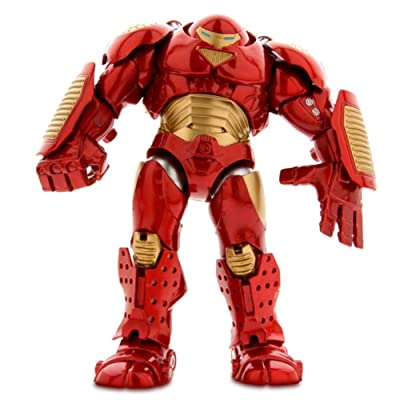 Disney Marvel Avengers Marvel Select Hulkbuster Exclusive 8 Action Figure: Toys & Games