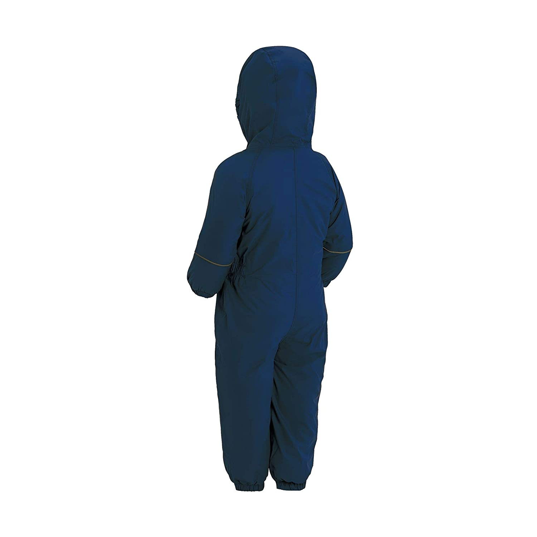 Regatta Kinder Splosh Iii Waterproof and Breathable Insulated Lightweight All-in-one Anzug