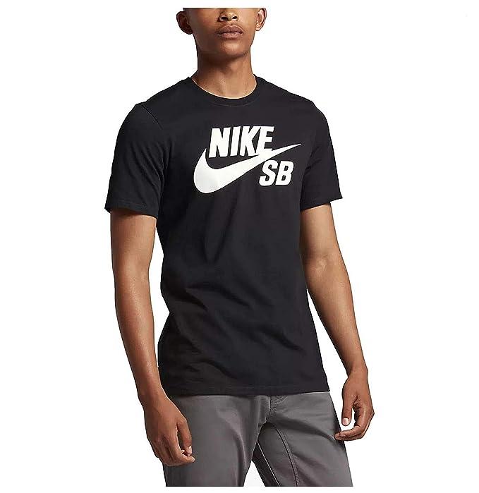 1cd261e3eb Nike SB Logo Tee - Maglietta a Maniche Corte per Uomo: Amazon.it ...