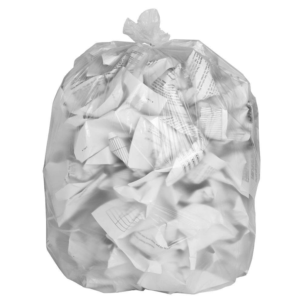 Muscle Bag - 4 Gallon Durable Waste Bin Trash Bags, 50 Bags Per Roll (100, 250, or 500 Total Bags) (250)