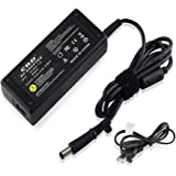 Hp Pavilion Dv3 Dv4 Dv5 Dv6 Series Ac Power Cord Charger Laptop Adapter 65w Hp Spare (With Ac Power Cords)