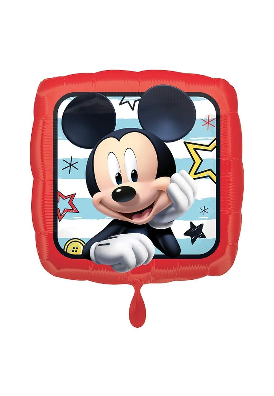 Balloonarama - XL - Globo - Mickey Mouse Diseño - 45 cm ...