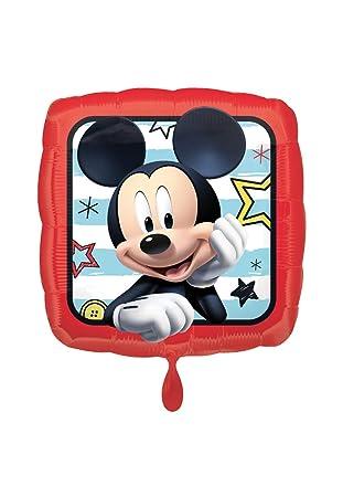 balloonisima - XL - Globo - Mickey Mouse Diseño - 45 cm ...
