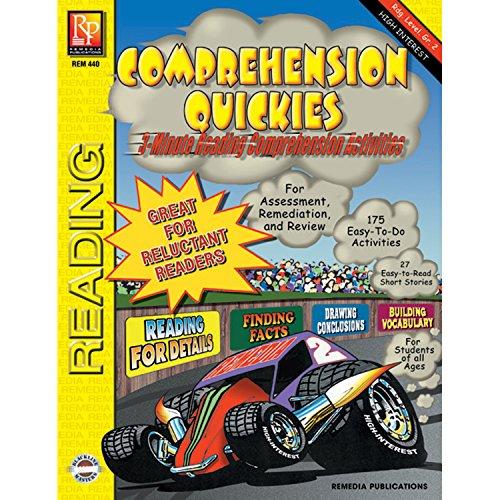 Comprehension quickies: Reading level grade 2