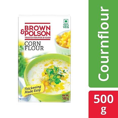Brown & Polson Corn Flour, Carton, 500g