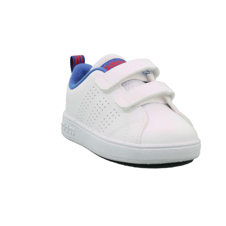 buy popular e1750 549cf Mixte Vs Adidas Baskets Aw4890 Inf Cmf Basses Advantage Clean Bébé vAwAdx0q