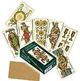 : Fournier Genovese Tarot