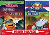 Auto-B-Good: Fruits of the Spirit / Monster Truck Adventures Meteor and Friends (2 Pack)
