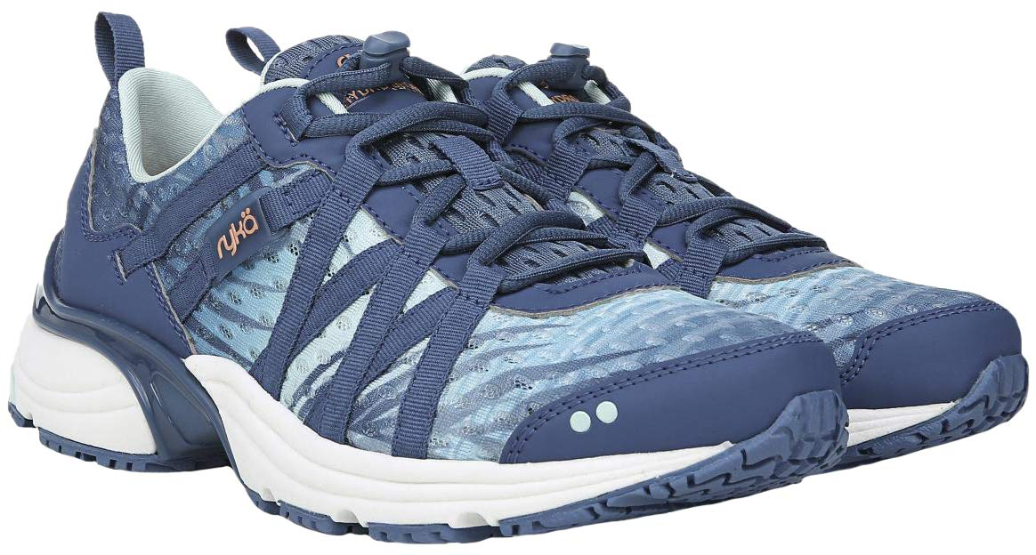 Ryka Women's Hydro Sport Blue 7.5 B US by Ryka