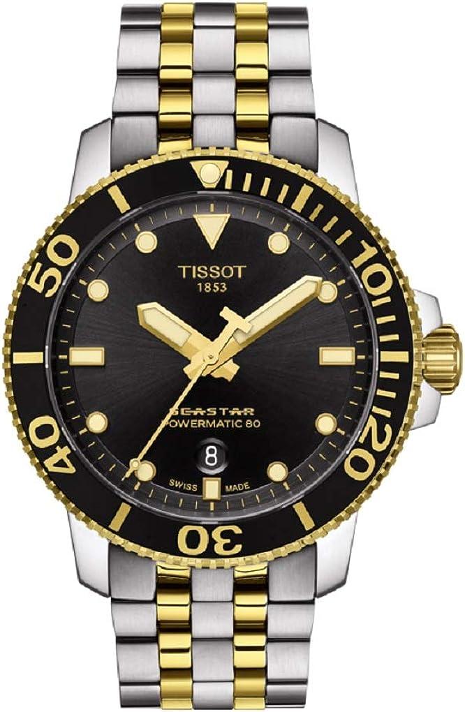 Tissot T-Spot T1204072205100 - Reloj automático para hombre