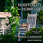 Hospitality and Homicide: Tourist Trap Mystery Series, Book 8 | Lynn Cahoon