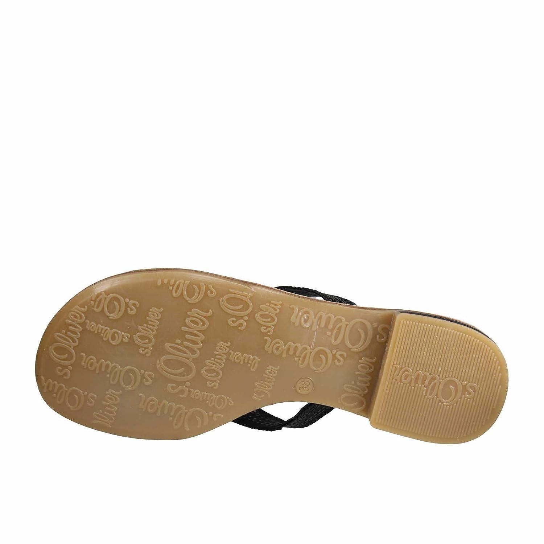 a7ecfb80152c s.Oliver Damen Zehentrenner 5-27115-36-214  Amazon.de  Schuhe   Handtaschen