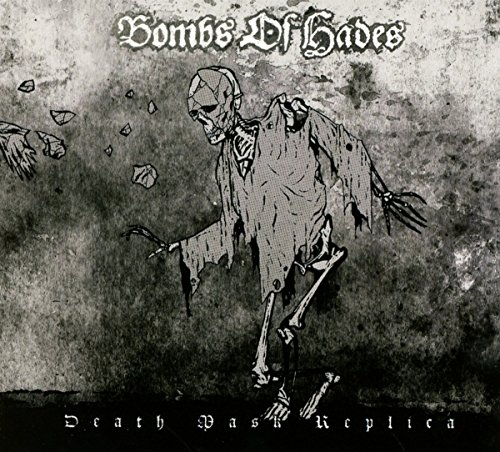 Bombs Of Hades - Death Mask Replica - (WAR071CD) - CD - FLAC - 2016 - WRE Download