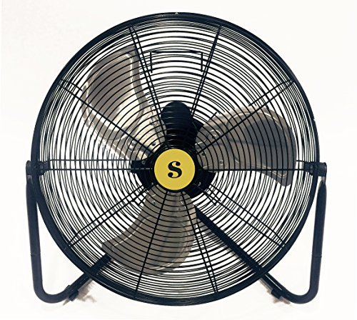 Purchase B-Air FIRTANA-20 18 Multi Purpose High Velocity Floor Fan