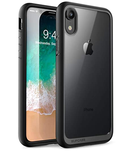 check out 4bfde e5f54 SUPCASE [Unicorn Beetle Style Series] Case Designed for iPhone XR, Premium  Hybrid Protective Clear Case for Apple iPhone XR 6.1 inch 2018 Release ...