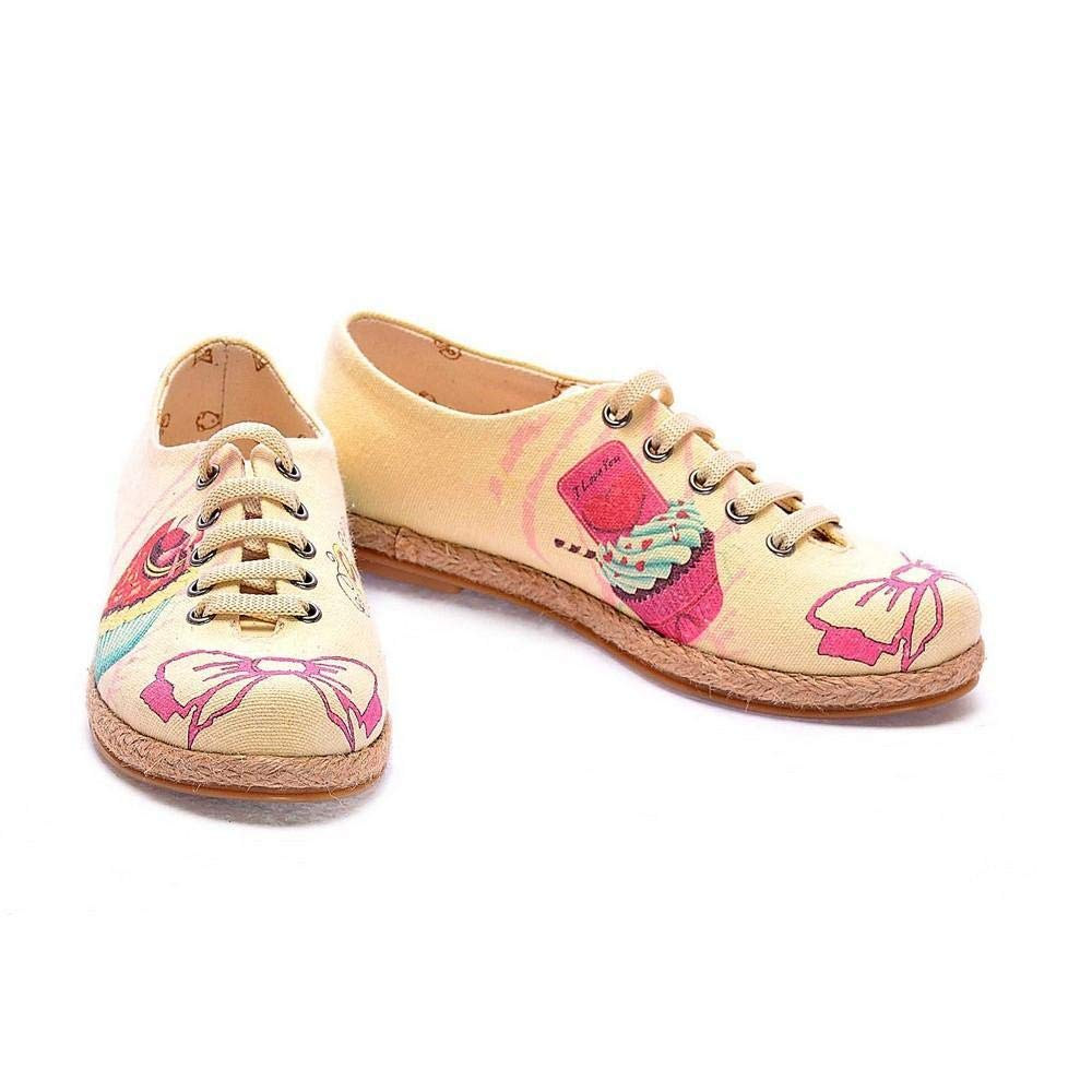 Goby Cakes Ballerinas Shoes COC1303