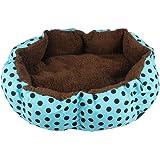 Compia Ultra-light Cute Soft Fleece Pet Dog Puppy Cat Warm Bed House Plush Cozy Nest Mat Pad
