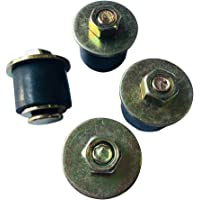 """2 Rubber EXPANSION PLUG Plugs Engine Block Cylinder Head 2/"""" 2 1//8/"""" INCH USA"""