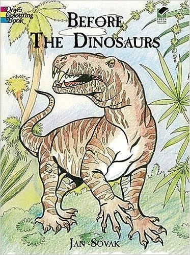 Before The Dinosaurs Jan Sovak 0800759405688 Amazon Books