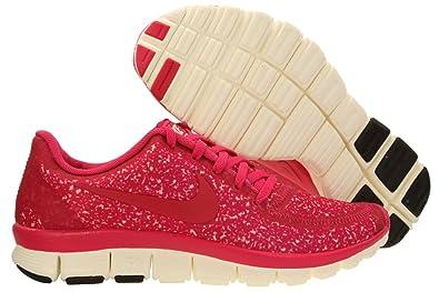 b816b0b4841e Nike Wmns Free 5.0 V4 Women Laufschuhe sail-pink force-sail - 38