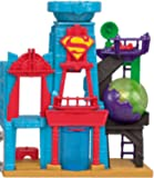 Imaginext Liga Da Justiça Dc Metropolis Mattel Multicor Multicor
