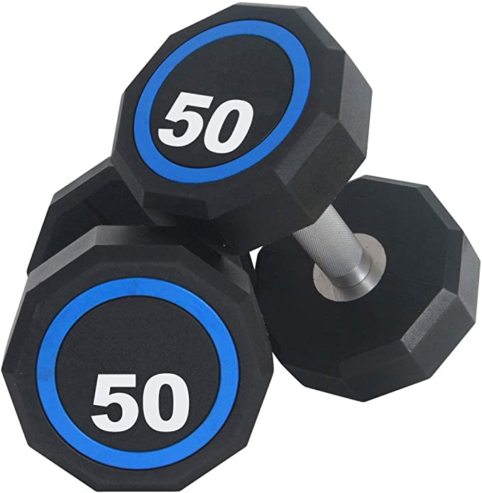 Fitness First Vinyl Dipped Dumbbell Pairs 1-12 lbs.