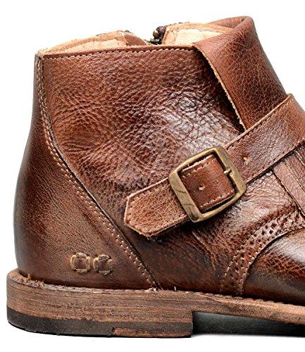 bed stu Women's Dipper Boot, Teak Rustic Rust, 9 M US by Bed|Stu (Image #2)