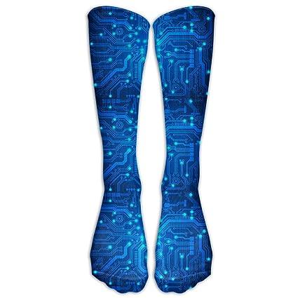 gran descuento venta mayor selección de 2019 comprar baratas Hacker Game Circuit Board calcetines personalizados para ...