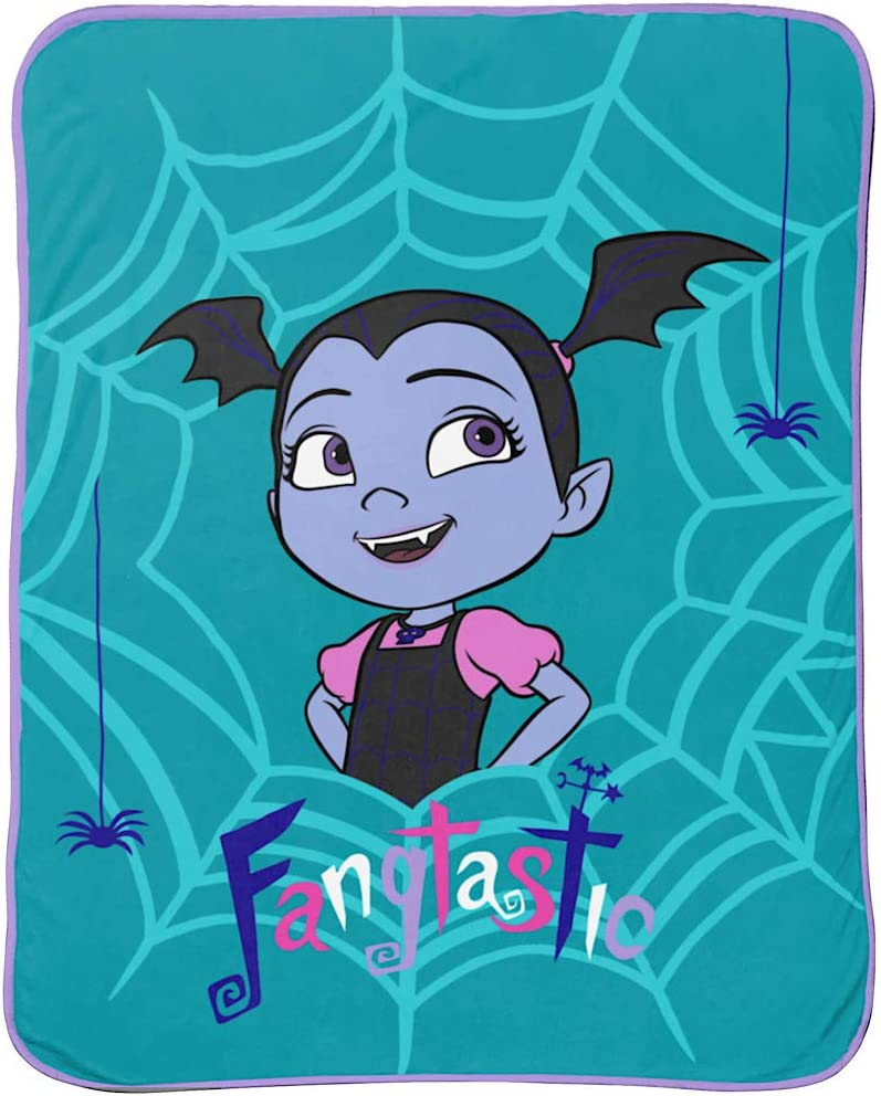 Vampirina Plush Throw Blanket