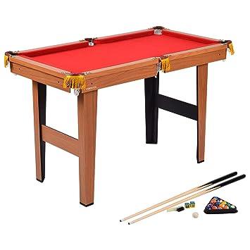47 pulgadas plegable Snooker mesa de billar mesa de billar con ...