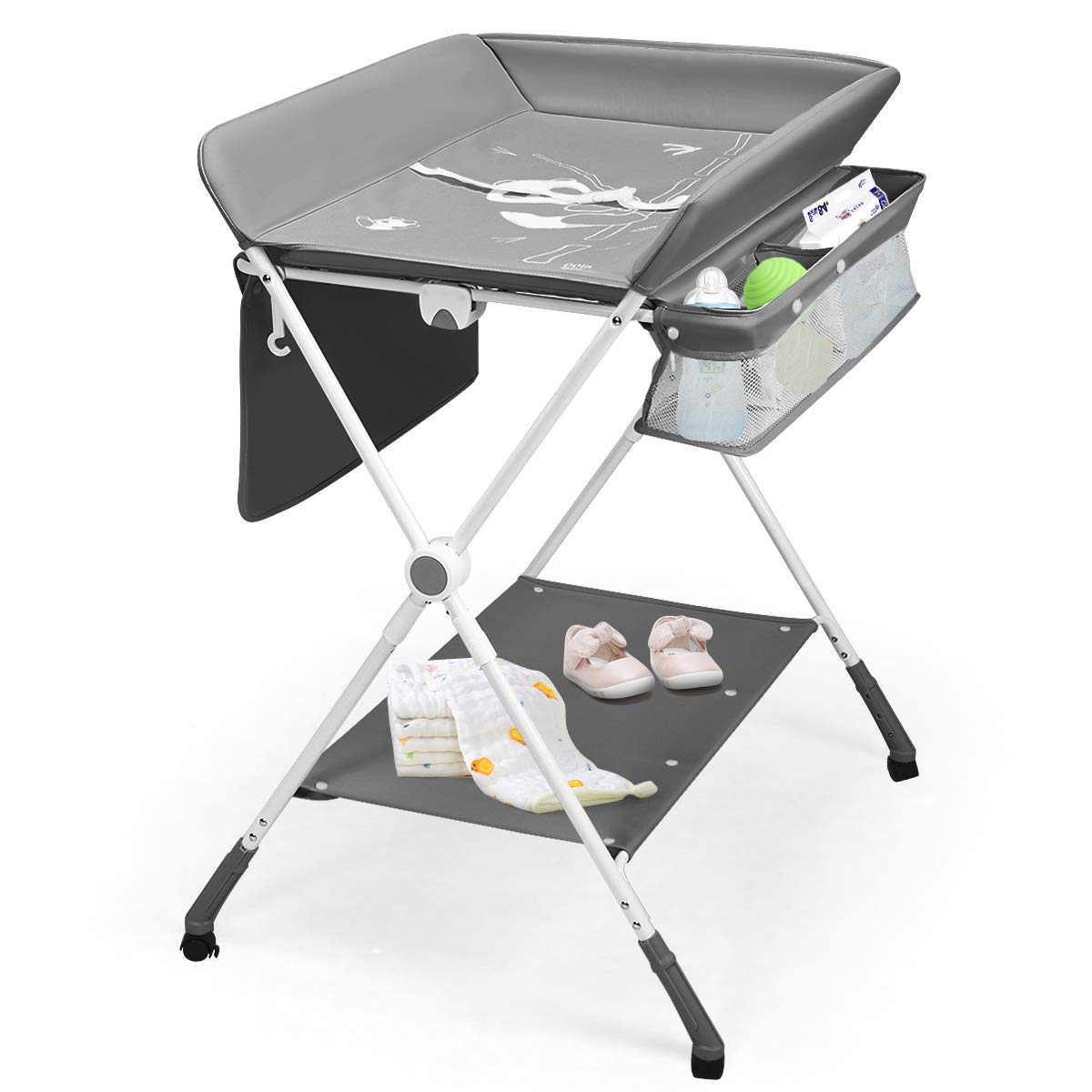 BABY JOY Baby Changing Table