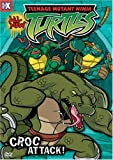 Teenage Mutant Ninja Turtles - Croc Attack! (Volume 12)