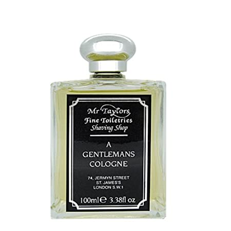 Amazon.com : Taylor of Old Bond Street Mr. Taylors Cologne, 3.38-Ounce : Best Gifts For Manly Man : Beauty