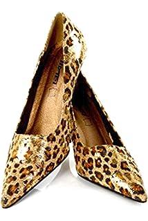 chiccharming Oro Leopardo Zapatos I8RAwQA