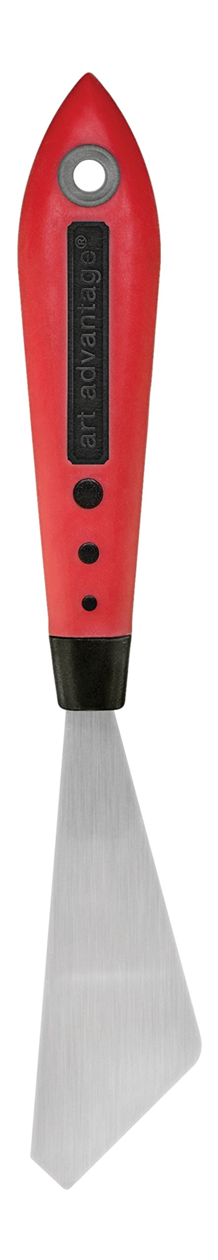 Art Advantage Painting Knife Rubber Grip, No. 8
