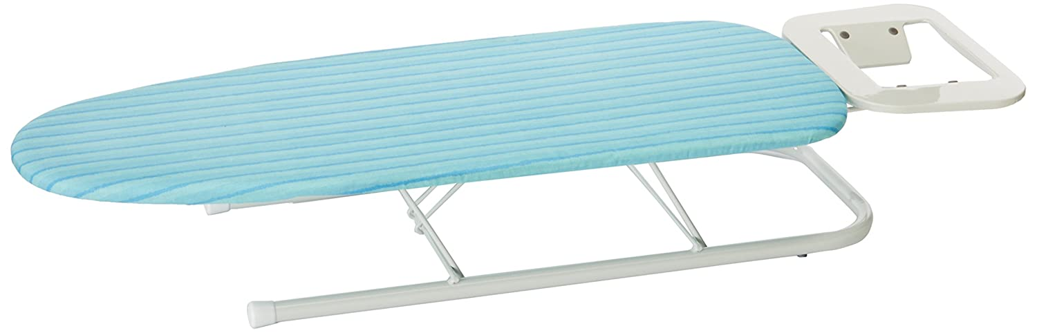 1504f789d474 Amazon.com: Honey-Can-Do BRD-01294 Table Top Ironing Board with Iron Rest,  1.5H X12.5W: Home & Kitchen