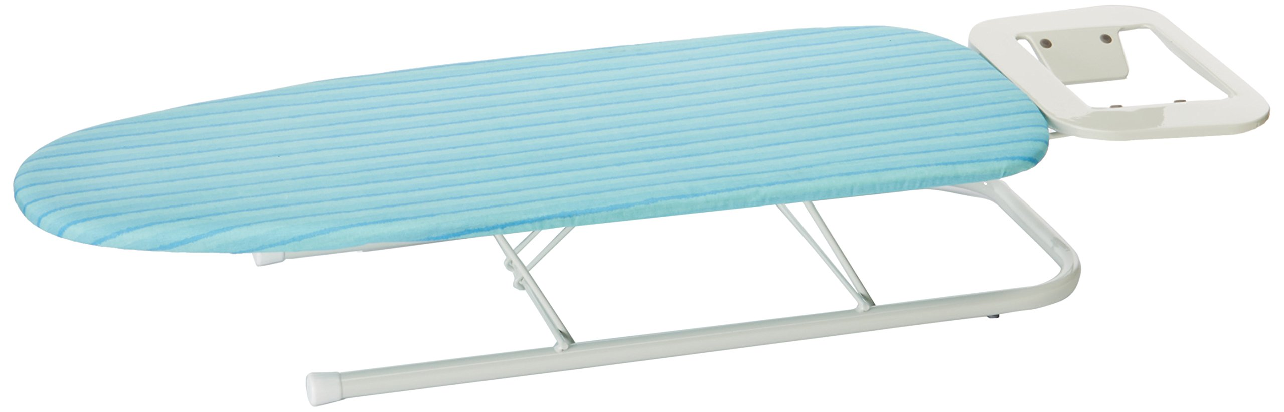 Honey-Can-Do BRD-01294 Deluxe Tabletop Ironing Board with Iron Rest