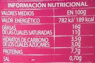 Burgo De Arias - Queso Crema Blanco Untable Figura - 140 g: Amazon.es: Alimentación y bebidas